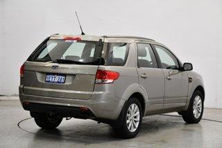 2015 Ford Territory SZ MkII TX Seq Sport Shift Gold 6 Speed Sports Automatic Wagon