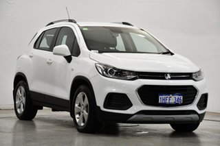 2018 Holden Trax TJ MY18 LS White 6 Speed Automatic Wagon
