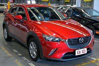 2017 Mazda CX-3 DK2W76 Maxx SKYACTIV-MT Red 6 Speed Manual Wagon
