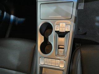 2019 Hyundai Kona OS.3 MY19 electric Elite Chalk White 1 Speed Reduction Gear Wagon