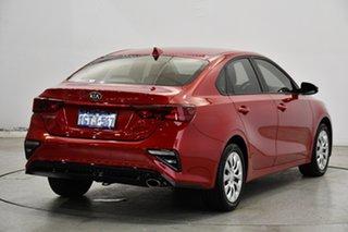 2018 Kia Cerato BD MY19 S Runway Red 6 Speed Sports Automatic Sedan