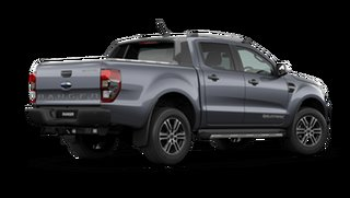 2021 Ford Ranger PX MkIII Wildtrak Meteor Grey 6 Speed Automatic Pick Up