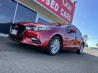 2018 Mazda 3 BN5278 Neo SKYACTIV-Drive Sport Red 6 Speed Sports Automatic Sedan.