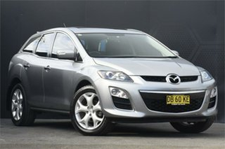 2011 Mazda CX-7 ER1032 Luxury Activematic Sports Grey 6 Speed Sports Automatic Wagon.