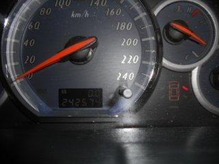 2005 Mitsubishi Grandis BA MY06 Luxury Grey 4 Speed Sports Automatic Wagon