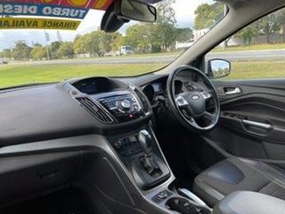 2014 Ford Kuga TF Trend PwrShift AWD White 6 Speed Sports Automatic Dual Clutch Wagon