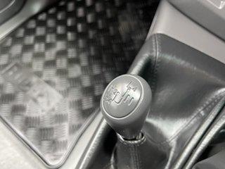 2012 Toyota Hilux KUN26R MY12 SR5 Xtra Cab Silver/201212 5 Speed Manual Utility