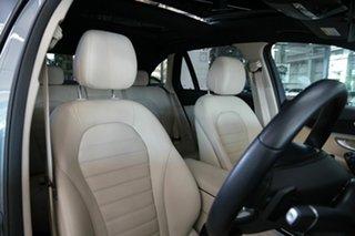 2018 Mercedes-Benz GLC-Class X253 808MY GLC250 d 9G-Tronic 4MATIC Grey 9 Speed Sports Automatic