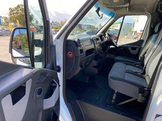 2015 Renault Master X62 MY15 (nbi) Elwb High White 6 Speed Manual Van