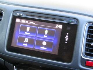 2017 Honda HR-V MY17 VTi-L Blue 1 Speed Constant Variable Hatchback