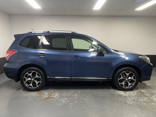 2012 Subaru Forester S4 MY13 XT Lineartronic AWD Premium Blue 8 Speed Constant Variable Wagon