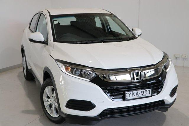 Used Honda HR-V MY21 VTi Wagga Wagga, 2021 Honda HR-V MY21 VTi White 1 Speed Constant Variable Hatchback