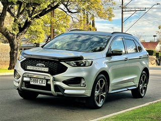 2018 Ford Endura CA 2019MY ST-Line Silver 8 Speed Sports Automatic Wagon.