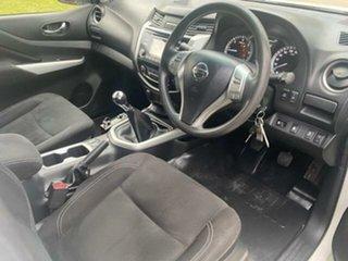 2017 Nissan Navara D23 Series II SL (4x4) White 6 Speed Manual Dual Cab Utility