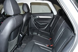 2017 Audi Q3 8U MY17 TFSI S Tronic White 6 Speed Sports Automatic Dual Clutch Wagon