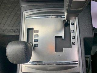 2013 Mitsubishi Pajero NW MY13 VR-X White 5 Speed Sports Automatic Wagon