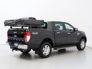 2016 Ford Ranger PX MkII XLT 3.2 (4x4) Black 6 Speed Automatic Double Cab Pick Up