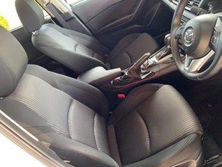 2015 Mazda 3 Maxx White Sports Automatic Sedan
