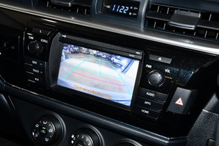 2016 Toyota Corolla ZRE172R SX S-CVT Silver 7 Speed Constant Variable Sedan