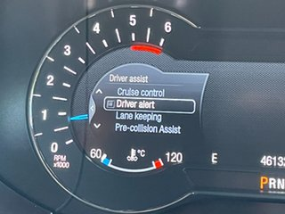 2018 Ford Endura CA 2019MY ST-Line Silver 8 Speed Sports Automatic Wagon