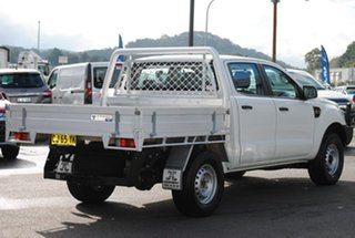 2016 Ford Ranger PX MkII XL White 6 Speed Manual Utility.