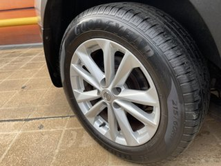 2016 Nissan Qashqai J11 ST Silver Continuous Variable Wagon.