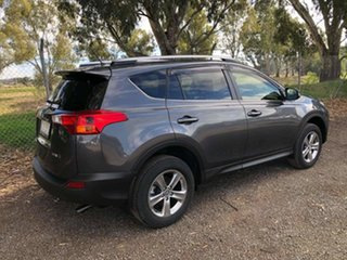 2015 Toyota RAV4 ZSA42R MY14 GXL 2WD Magnetic Grey 7 Speed Constant Variable Wagon.