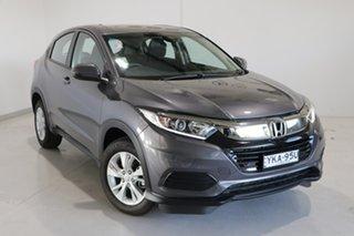 2021 Honda HR-V MY21 VTi Grey 1 Speed Constant Variable Hatchback.