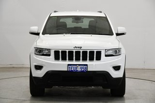 2015 Jeep Grand Cherokee WK MY15 Laredo Bright White 8 Speed Sports Automatic Wagon.