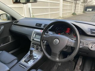 2007 Volkswagen Passat Type 3C MY07 FSI Green 6 Speed Sports Automatic Wagon