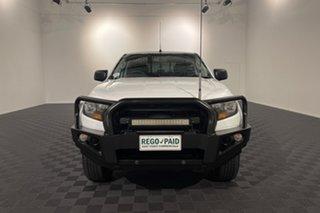 2017 Ford Ranger PX MkII XL White 6 speed Automatic Utility.