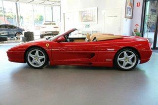 1996 Ferrari F355 Spider Red 6 Speed Manual Convertible