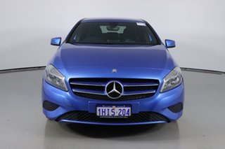 2013 Mercedes-Benz A180 176 BE Blue 7 Speed Automatic Hatchback.