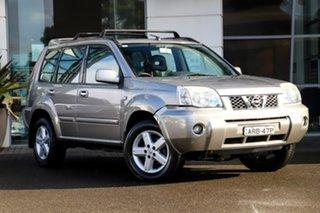 2004 Nissan X-Trail T30 II TI-L Silver, Chrome 4 Speed Automatic Wagon.