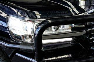 2018 Toyota Landcruiser VDJ200R MY16 VX (4x4) Onyx Blue 6 Speed Automatic Wagon