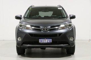 2013 Toyota RAV4 ASA44R Cruiser (4x4) Grey 6 Speed Manual Wagon.