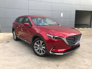 2021 Mazda CX-9 TC Azami SKYACTIV-Drive i-ACTIV AWD Soul Red Crystal 6 Speed Sports Automatic Wagon.