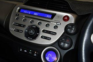 2014 Honda Jazz Hybrid Green 1 Speed Constant Variable Hatchback Hybrid