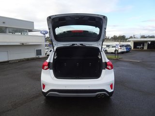2020 Ford Focus SA 2020.25MY Active Frozen White 8 Speed Automatic Hatchback
