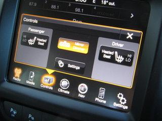 2015 Jeep Cherokee KL MY15 Trailhawk Orange 9 Speed Sports Automatic Wagon