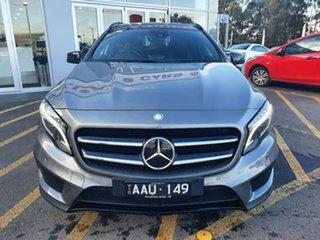 2013 Mercedes-Benz GLA-Class X156 GLA200 CDI DCT Grey 7 Speed Sports Automatic Dual Clutch Wagon.