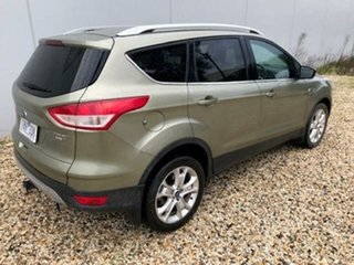 2014 Ford Kuga TF Trend (AWD) 6 Speed Automatic Wagon.