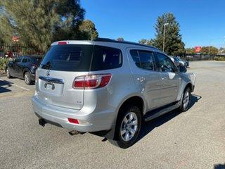 2012 Holden Colorado 7 RG MY13 LTZ Silver 6 Speed Sports Automatic Wagon