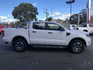 2020 Ford Ranger PX MkIII 2021.25MY XL White 6 Speed Sports Automatic Double Cab Pick Up.