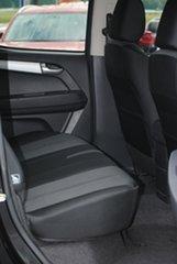 2017 Isuzu D-MAX MY17 LS-U Crew Cab Black 6 Speed Manual Utility