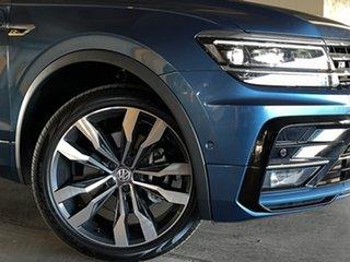 2021 Volkswagen Tiguan 5N MY21 162TSI Highline DSG 4MOTION Allspace Blue 7 Speed
