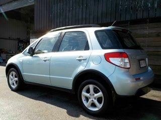 2007 Suzuki SX4 GYB Blue 5 Speed Manual Hatchback