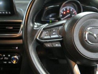 2016 Mazda 3 BN5438 SP25 SKYACTIV-Drive Astina Blue 6 Speed Sports Automatic Hatchback
