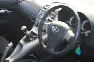 2008 Toyota Corolla ZRE152R Levin SX Grey 6 Speed Manual Hatchback
