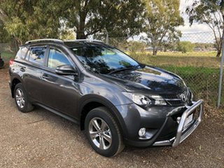 2015 Toyota RAV4 ZSA42R MY14 GXL 2WD Magnetic Grey 7 Speed Constant Variable Wagon